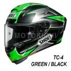 【受注生産品】SHOEIX-FourteenX-14LAVERTYTC-4フルフェイスヘルメットショウエイラバティー