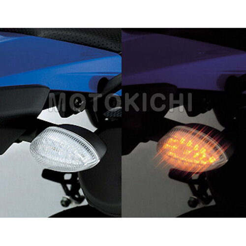 YAMAHA純正 ヤマハ (Q5KYSK003X03) LEDクリアウィンカーキット3 YZF-R1 YZF-R6