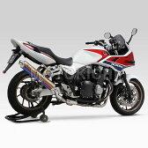 ヨシムラ YOSHIMURA 110-41c-5490 スリップオンマフラー サイクロン LEPTOS カーボン HONDA CB1300SB