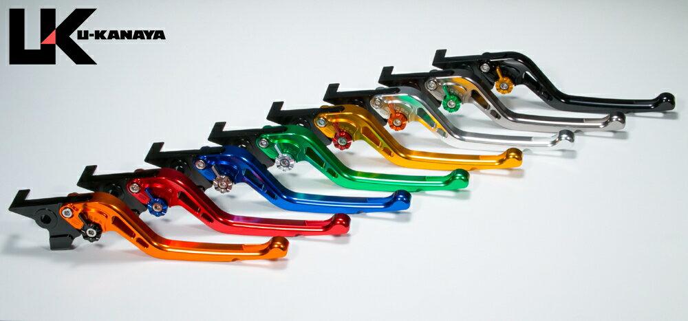 ブレーキ, ブレーキレバー U-KANAYA Type-GP 250 GSR250 GSR400 GSR600 GSR750 GSX-R600 GSX-R750 GSX-R1000 V650 SV650 035su037
