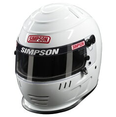 USAシンプソン四輪SIMPSON SPEEDWAY SHARK HELMETシンプソン シャークヘルメットジュニアサイズ四輪用ヘルメット