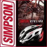 SIMPSON二輪用ヘルメット(自転車用ヘルメット)【LOKI(ロキ)】CE基準適合自転車用ヘルメットです。(自動二輪用や四輪(バイク)用では御座いません)