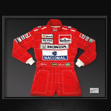 予約/受注発注【アイルトン セナ/Ayrton Senna】リミテッド・エディション レプリカ・レーシングスーツ 1991 SUZUKA 世界限定41着 AYRTON SENNA REPLICA SUIT