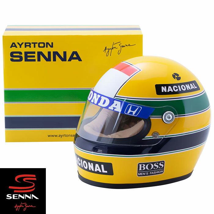 車・バイク, レーシングカー  Ayrton Senna12 1988 Ayrton Senna helmet 1988 scale 12