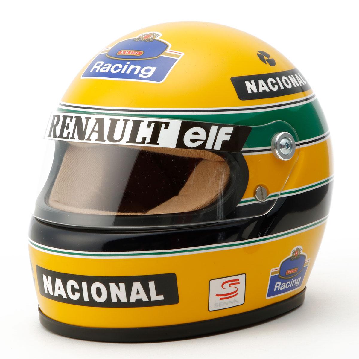 車・バイク, レーシングカー  Ayrton Senna12 1994 Ayrton Senna Helmet 1994 Scale 12