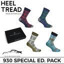 【ヒールトレッド/HEEL TREAD】930 SPECIAL EDITION PACK 靴下 ソックス ポルシェ PORSCHE 911 930 930ターボ タータンチェック プレゼント ギフト