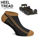 【ヒールトレッド/HEEL TREAD】97T Low Socks 靴下 ソックス JPS ロータス F1 アイルトン・セナ【メール便可】