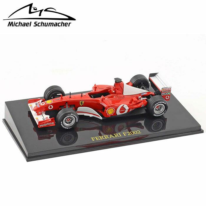 車・バイク, レーシングカー  Michael Schumacher143 F2002 1 F1 M. SCHUMACHER 1:43 FERRARI F2002 1 WORLD CHAMPION FORMULA 1 2002