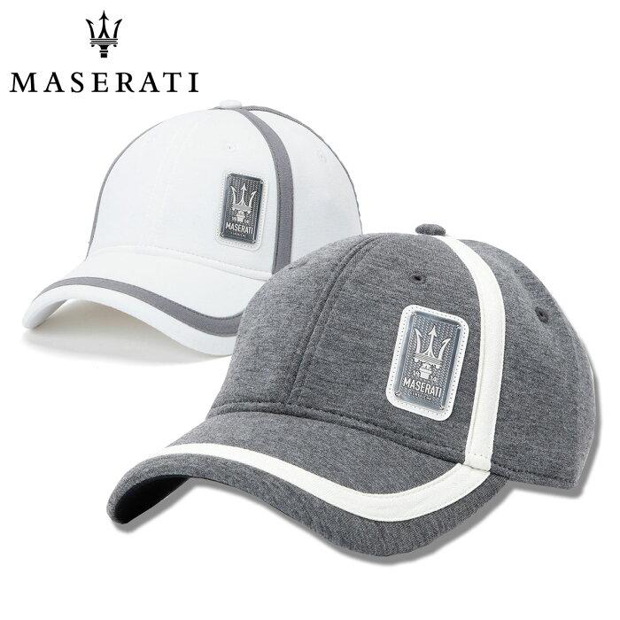 【マセラティ/MASERATI】マセラティ クラシケ コットン キャップ ベースボールキャップ ロゴ MASERATI CLASSICHE 1914