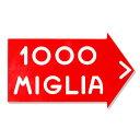 【ミッレ ミリア/Mille Miglia】ミッレ・ミリア ステッカー M...