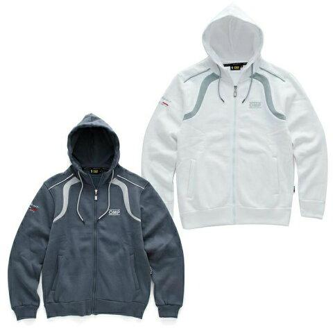 【OMPレーシング/OMP Racing 】レーシング スピリット フーディ フード付きパーカー オーエムピー レーシング
