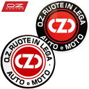 【OZレーシング/OZ Racing】OZ RUOTE STICKER AG 60 初代OZ R...