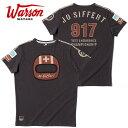 【ワーソンモータース/Warson Motors】 SIFFERT 917 T-SHIRT シフェール917Tシャツ メンズ Tシャツ 半袖 F1 ドライバー【メール便可】