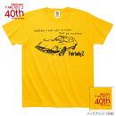 日産カスタムアパレルプロジェクトS130OLD半袖Tシャツ(7.0oz)ゴールドイエロー