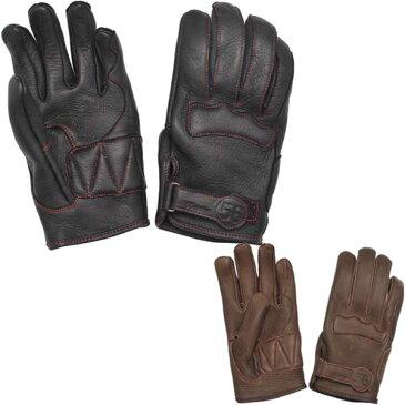 【送料無料】56design Deer Leather Gloves(鹿革グローブ)|ライディンググローブ グローブ 手袋 バイク レザーグローブ バイク手袋 バイク用品 レザー 革手袋 バイカーズ ライダース ライディング バイクグローブ