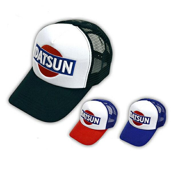 メンズ帽子, キャップ  DATSUN cotton mesh cap tote bag