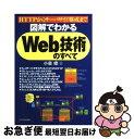 もったいない本舗 お急ぎ便店で買える「【中古】 図解でわかるWeb技術のすべて HTTPからサーバサイド構成まで / 小泉 修 / 日本実業出版社 [単行本]【ネコポス発送】」の画像です。価格は279円になります。