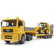 ブルーダー シリーズ トラック バックホーローダー