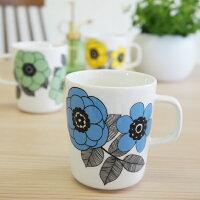 マリメッコ マグカップ KESTIT(ケスティト)/SKYBLUE【店頭受取対応商品】
