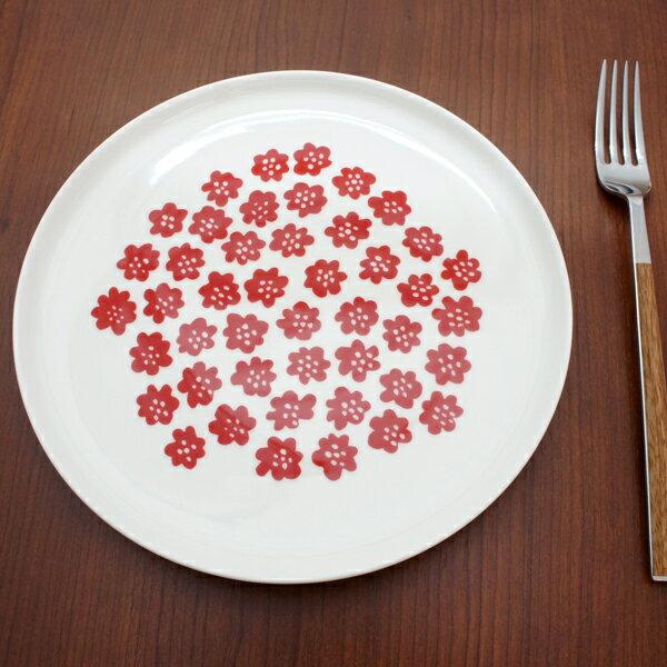 食器, 皿・プレート  20cm PUKETTIRED