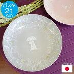 ムーミン 陶器のパスタプレート約21cm RECOLLECTIONS by 河東梨香 ムーミン(グレー)