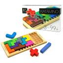 ギガミック 木製パズルゲーム カタミノ(3歳から)【店頭受取も可 吹田】