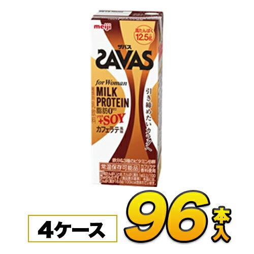 水・ソフトドリンク, 牛乳  for Woman MILK PROTEIN0 SOY 200ml96 meiji