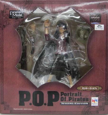 コレクション, フィギュア  D POP STRONG EDITIONONE PIECE Portrait.Of.Pirates