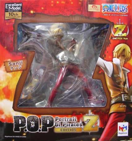 コレクション, フィギュア  POP EDITION-ZONE PIECE Portrait.Of.Pirates
