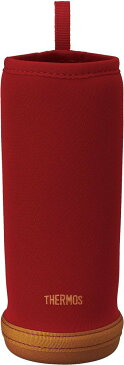 3000円以上送料無料(北海道・沖縄・離島以外) サーモス マイボトルカバー APD-500 R JNL-0.5L用 レッド