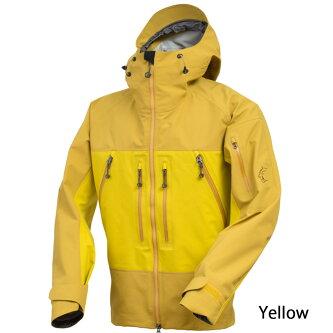 TETONBROS.(ティートンブロス)TBJacket(Yellow)(メンズ)(ジャケット)(ネオシェル)(PolartecNeoShell)【送料無料】【オススメ】