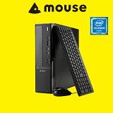 【ポイント10倍】【送料無料】マウスコンピューター デスクトップパソコン 《 LM-iHS320E-MA 》 【 Windows 10 Home/Celeron G3930/8GB メモリ/1TB HDD 】《新品》