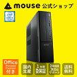 【ポイント10倍】【送料無料】マウスコンピューター デスクトップパソコン 《 LM-iHS320S-SH2-MA-AP 》 【 Windows 10 Home/Core i5-7500 プロセッサー/8GB メモリ/240GB SSD/1TB HDD/Microsoft Office付 】《新品》