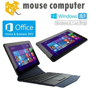 6月17日(水)15時より再販開始します!!マウスコンピューター [ WN891 ] 8.9型タブレット【 Wi...