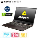 mouse K5-MA 15.6型 Core i7-1075