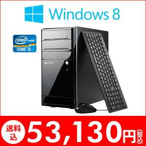 インテル Core i5-3470 プロセッサー搭載!マウスコンピューター [ Lm-iH531B ] 【 Windows8 64...