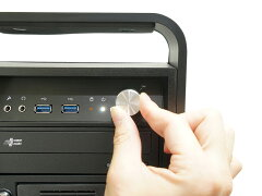 【送料無料/ポイント5倍】マウスコンピューター[デスクトップパソコン/クリエイター]《DAIV-DGZ510S2-SH2-MA》【Windows10Home/Corei7-7700プロセッサー/16GBメモリ/240GBSSD/2TBHDD/GeForceGTX1050(2GB)】《新品》