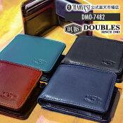 【公式】DOUBLESダブルス財布ウォレット革小物長財布wallet本革レザーDMO-7482