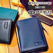 【公式】DOUBLESダブルス財布ウォレット革小物長財布wallet本革レザーDMO-7484