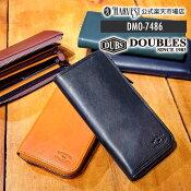 【公式】DOUBLESダブルス財布ウォレット革小物長財布wallet本革レザーDMO-7486