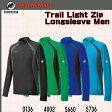値下げ!! MAMMUT(マムート) Trail Light Zip Longsleeve Men(BGN) (PDN)