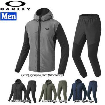 スポーツウェア トレーニングウェア メンズ 上下セット オークリー OAKLEY 3RD-G DUAL ウインドウォームジャケット&パンツ 1.0