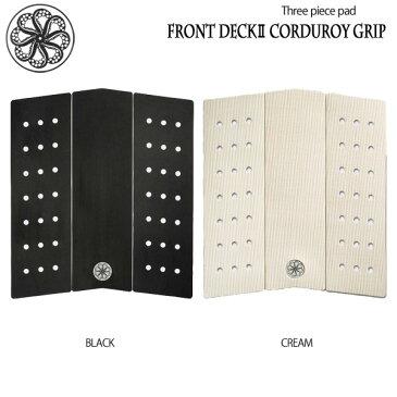 【ストアポイントアップデー】/OCTOPUS(オクトパス) GRIP FRONT DECK フロントデッキ2 CORDUROY デッキパッド サーフィン