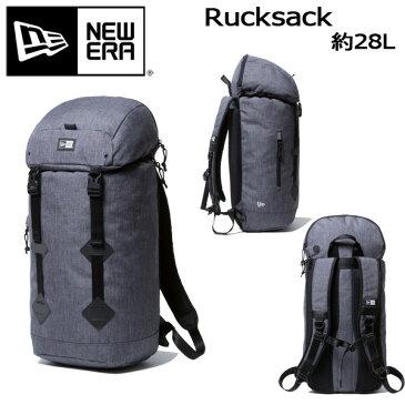 バックパック バッグ アパレル カジュアル ユニセックス ニューエラ NEW ERA Rucksack ラックサック Heather ヘザーグレー 約28L