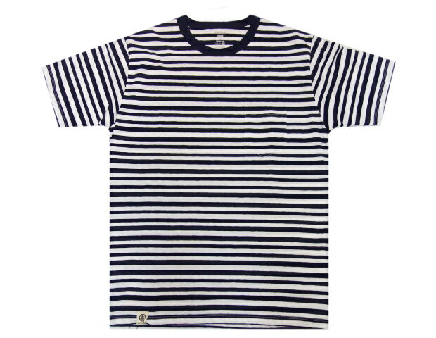 トップス, Tシャツ・カットソー  07-024GTBTNAVY
