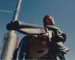 マッドマックス2 メルギブソン Mad Max Mel Gibson 映画 写真 輸入品 8x10インチサイズ 約20.3x25.4cm