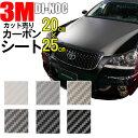 【送料無料】3M カーボンシート 20cm×25cm【ダイノック シー...