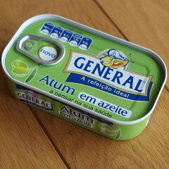 オリーブオイル使用の贅沢ツナ缶ツナのオリーブオイル漬け120g(賞味期限2017年3月)