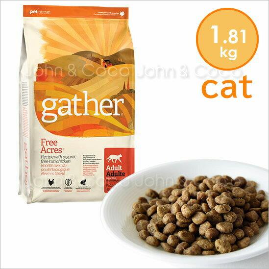 ギャザー キャット フリーエーカー 1.81kg キャットフード 猫用