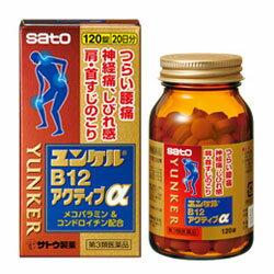 肩こり・腰痛・筋肉痛の薬, 第三類医薬品 3B12 120 RCP